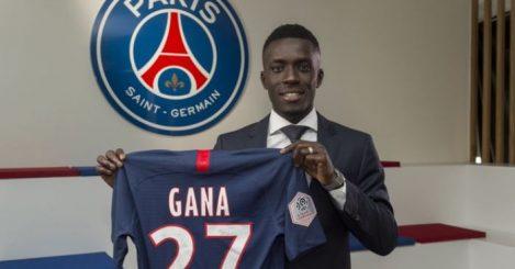 Idrissa Gueye (pic from PSG)