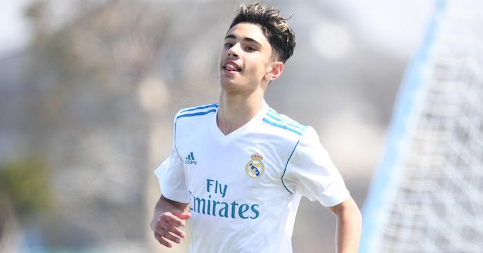 Salazar Real Madrid
