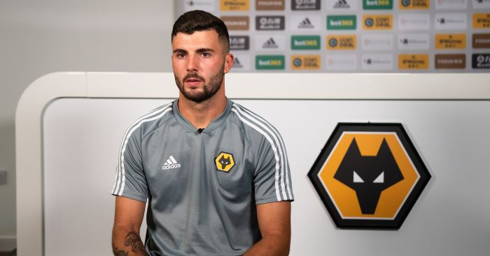Patrick Cutrone (pic via Wolves)