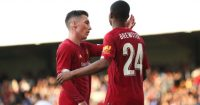 Rhian Brewster, Harry Wilson