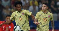 Juan Cuadrado; James Rodriguez TEAMtalk