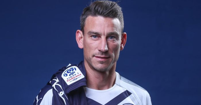 Laurent Koscielny (Image courtesy of Girondins de Bordeaux)