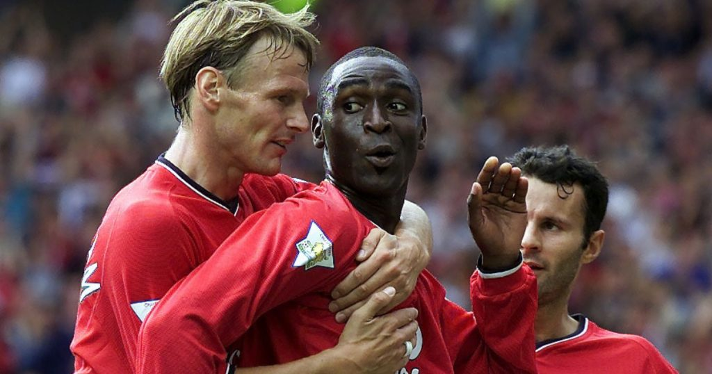 Sheringham urges Man Utd to get rid of star who is 'not a top player'