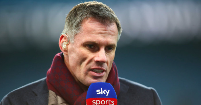 Carragher Liverpool TEAMtalk
