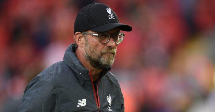 Excited Jurgen Klopp explains much-changed Liverpool line-up