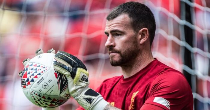 Liverpool boss Klopp holds talks over signing of another free agent goalkeeper