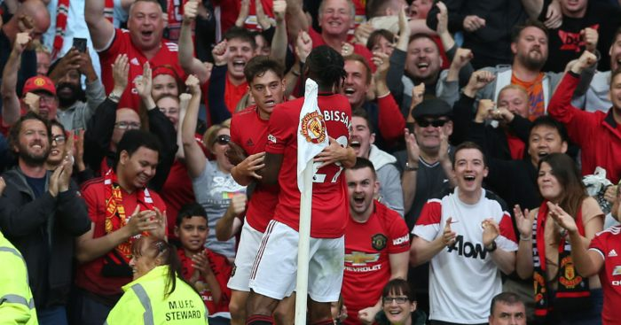 Daniel James lifts lid on emotions after dream Man Utd debut