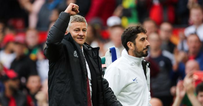 Ole reacts to Maguire's debut after Man Utd hammer Chelsea