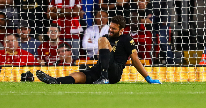 Alisson-Liverpool-Injury-Norwich