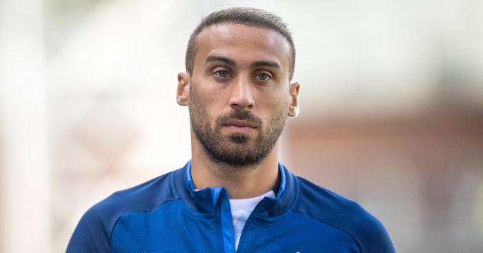 Cenk Tosun Everton - Forgotten £25m Everton man facing January exit to reignite career