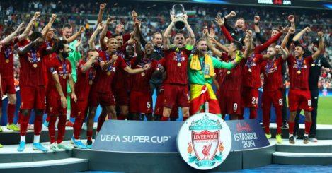 Liverpool Super Cup TEAMtalk