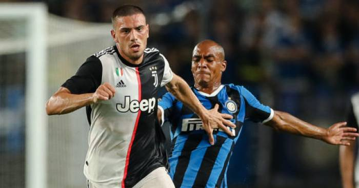 Merih Demiral Joao Mario Juventus Inter TEAMtalk - Milan step up interest in Man Utd, Arsenal defensive target