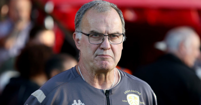Bielsa admits his tactics didn't work following Leeds draw with Derby