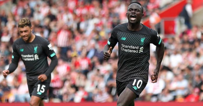 Sadio Mane returns to haunt Southampton as Liverpool equal club record