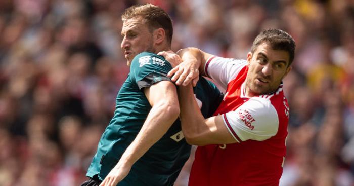 Facing Liverpool easier than Burnley, claims Arsenal star