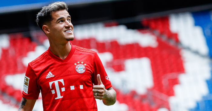 Philippe Coutinho Bayern Munich Signing - Euro Paper Talk: Man Utd quoted €110m for talented young Serie A duo; Mourinho uses friendship to seal €60m Spurs signing