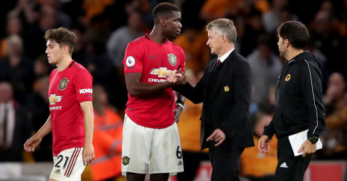 Ole drops penalty taker after being left embarrassed, claims The Sun