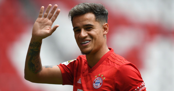 Rodgers reveals Chelsea talks to sign a young Philippe Coutinho - team talk