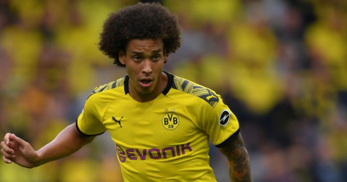 Axel Witsel TEAMtalk