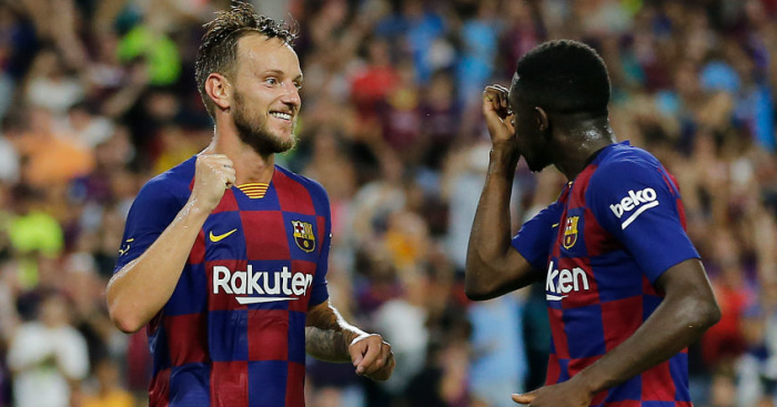 Ivan Rakitic TEAMtalk