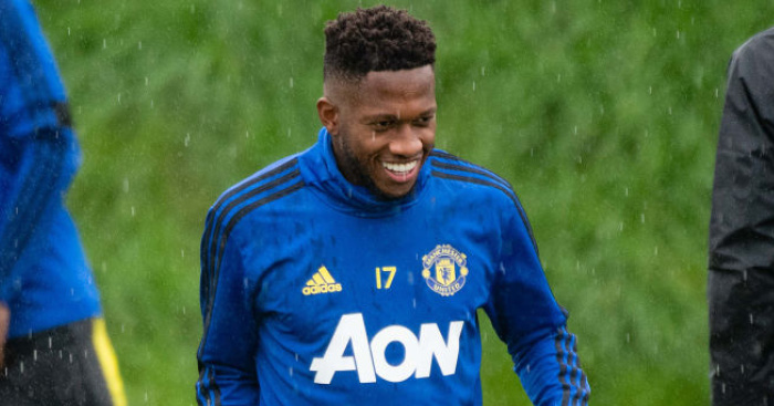 new concept c6cad ec1c1 Fred responds to Man Utd transfer talk with positive message ...