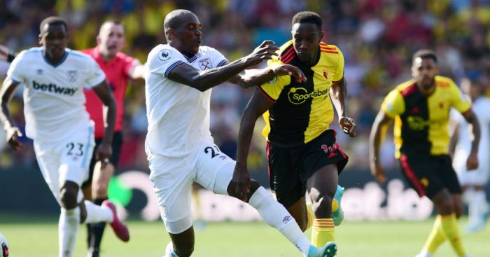 Watford boss makes admission after Danny Welbeck's first Watford start