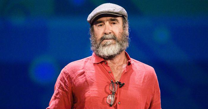 Eric Cantona TEAMtalk
