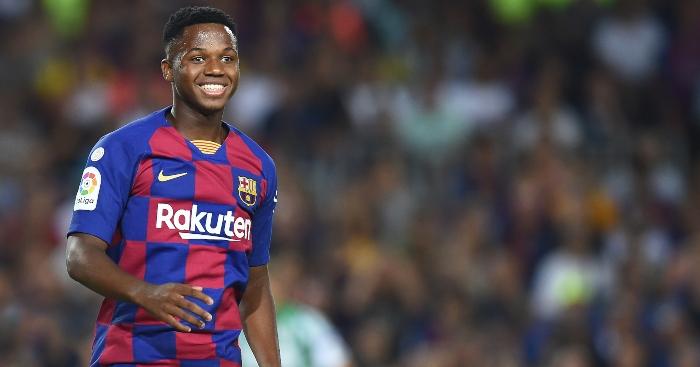 fati - Man Utd speculated as Barca reject €150m winger offer from mystery club