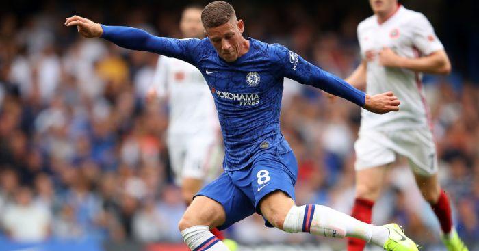 Ross Barkley Tips Fellow Chelsea Star To Make England Euro