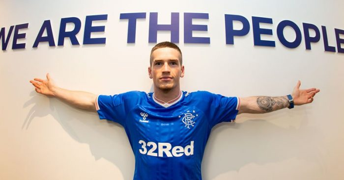 Ryan Kent (pic from Rangers FC)