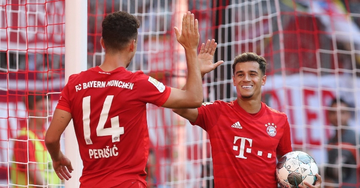 Coutinho aims dig at Liverpool by explaining why he's happier at Bayern