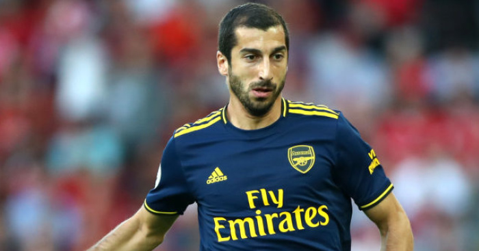 new styles 2c856 1336a Mkhitaryan lists key reason for quitting Arsenal and moving ...