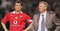 Alex Ferguson, Roy Keane TEAMtalk