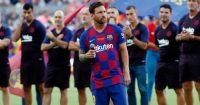 Lionel Messi TEAMtalk