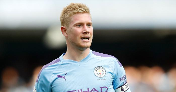 De Bruyne sends title warning to Liverpool despite Man City slip-up