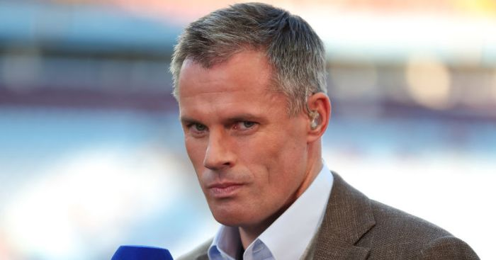 Carragher points to Fernandes as he blasts 'extraordinary' Man Utd record