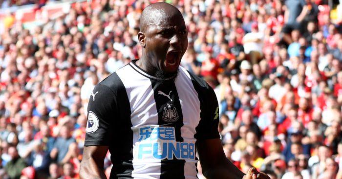 Newcastle boss Steve Bruce uses superlative to describe Liverpool's second half
