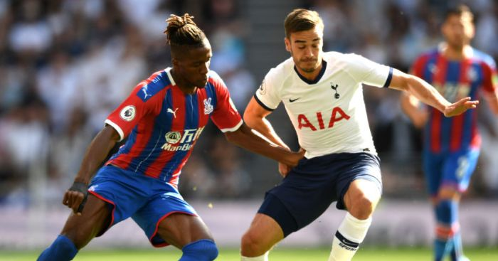 Tottenham hammer Crystal Palace with ruthless first-half showing