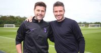 Mauricio Pochettino; David Beckham TEAMtalk