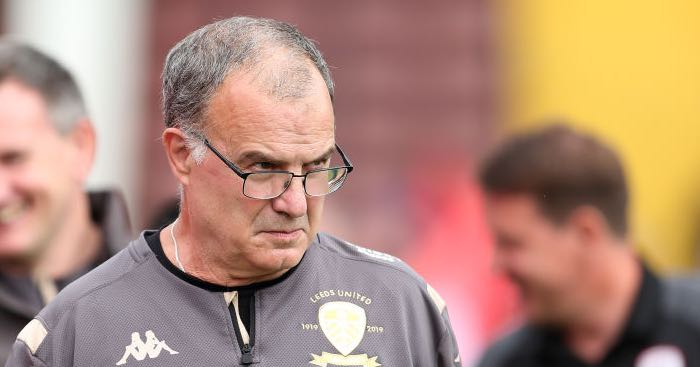 Stirring comments from Leeds United as players, Bielsa accept wage cut