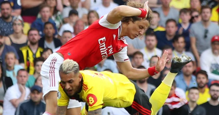 Arsenal boss Emery says Watford 'pushed for mistakes' | teamtalk.com