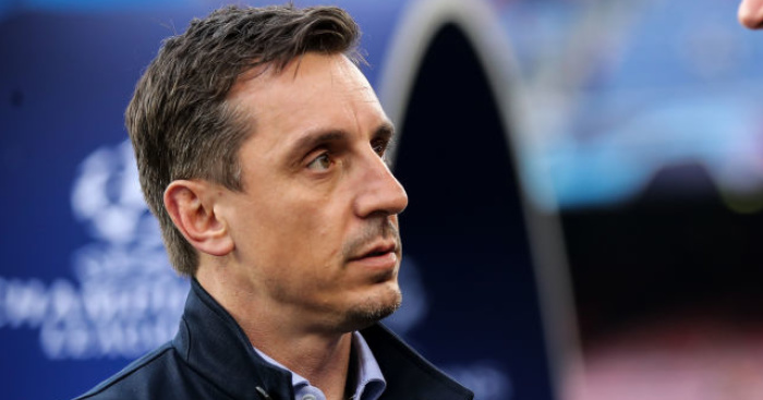 Neville claims Solskjaer has 'private' theory for snubbing Man Utd duo