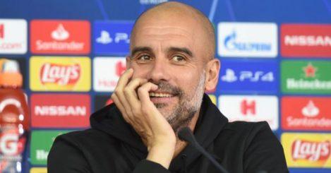 Pep Guardiola TEAMtalk