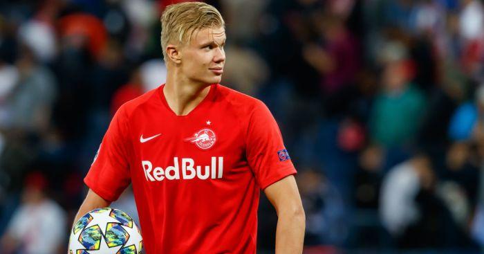 Alf-Inge Haaland responds to rumours linking his son with Man Utd