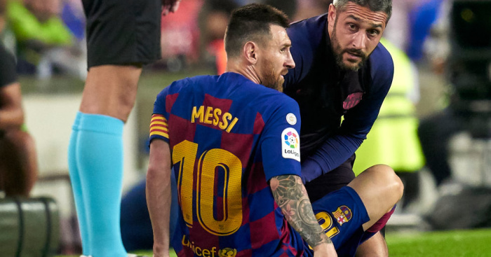 Former Man Utd star says Messi, Ronaldo would struggle in current team
