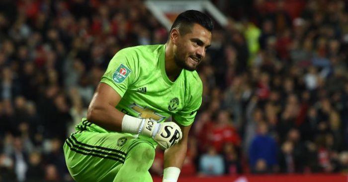 Sergio Romero Manchester United Rochdale TEAMtalk