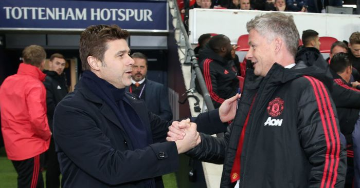 Man Utd talks begin as Pochettino reiterates his one main demand - team talk