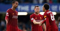 Joel Matip; James Milner TEAMtalk