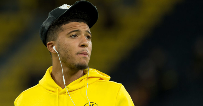 Jadon Sancho in hot water and dropped by Borussia Dortmund