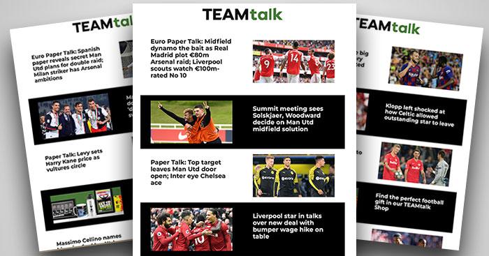 TEAMtalk Newsletter